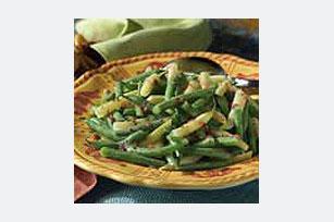 Ensalada de alubias y habichuelas verdes Image 1