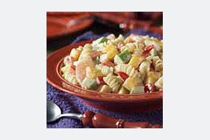 Ensalada de pasta con mango Image 1