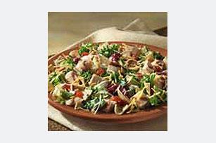 Ensalada ranchera de pollo y tacos Image 1