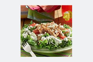 Ensalada con pollo a la barbacoa Image 1