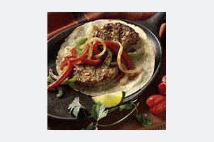 Fajita Burger Image 1