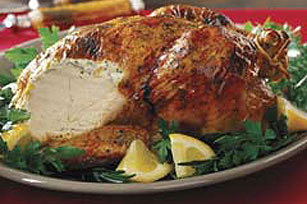 Family Favorite Roasted Chicken Recipe