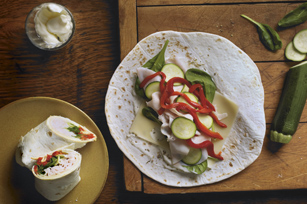 Farmstand Turkey Wrap
