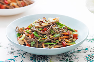 Fast Asian Noodle Salad