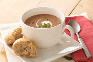 Fast & Fantastic Black Bean Soup Image 1