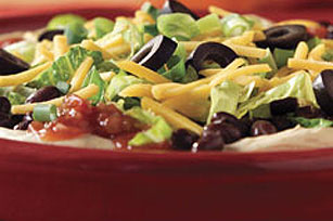 Fat Free 7-Layer  Mexican Dip Image 1