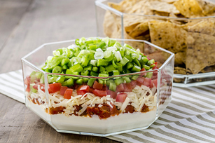 Favourite Layered Dip Made Over Image 1