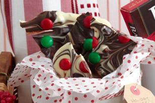 Festive Candy Bark Image 1