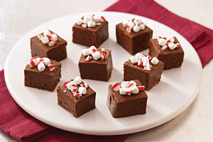 Fantaisie de fudge festive Image 1