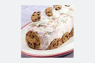 Festive Ice Cream Roll Image 1
