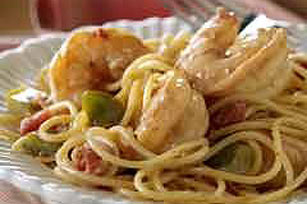 Shrimp Fideo Recipe