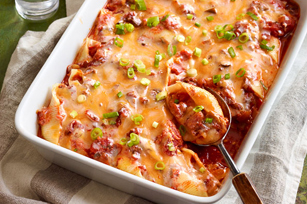 Fiesta Stuffed Pasta Shells