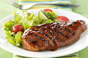 Fiesta Barbecue Chicken Recipe