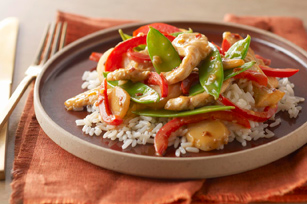 Firecracker Chicken Stir-Fry