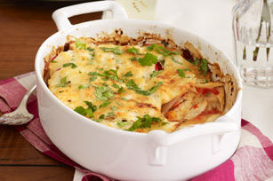 Fish and Vegetable Casserole