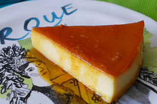 Flan de Queso - Cream Cheese Flan