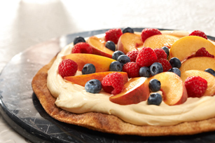 Flat-Bottom Fruit Pie Image 1