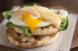 Florentine Egg Sandwich