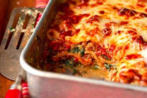 Florentine Lasagna Image 1