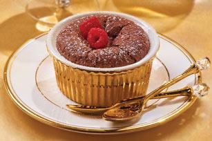 Flourless Molten Cakes