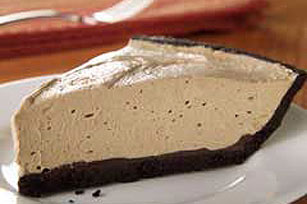 Fluffy Mocha Cheesecake