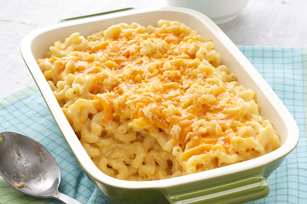 Four-Star Macaroni & Cheese Bake