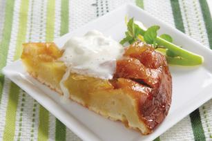 French Apple Cake Image 1