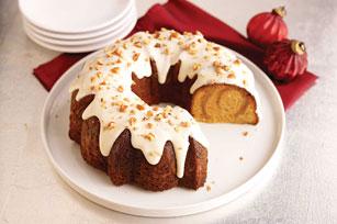 Gâteau à la vanille et au caramel Image 1