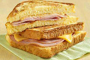 French Ham & Cheese Image 1