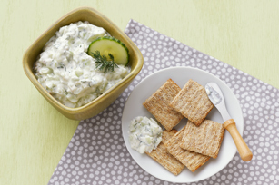 Fresh Cucumber-Lemon Dip Image 1