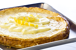 Fresh Lemon Cheesecake Image 1