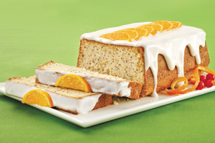 Fresh Orange-Poppy Seed Cake Image 1