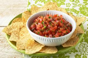Fresh Tomato Salsa Image 1
