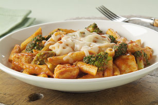 Fresh Broccoli & Chicken Pasta Toss Image 1