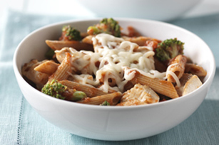 Fresh Broccoli & Chicken Pasta Toss