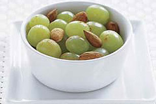 Fresh Grape & Nut Snack Image 1