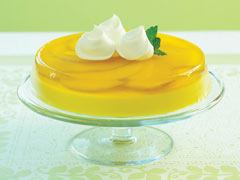Fresh Mango-Lemon Dessert