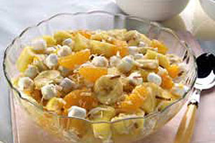 Sweet Pineapple Salad Image 1