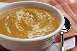 Fresh Pumpkin Soup Image 1