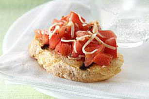 Fresh Tomato & Herb Bruschetta