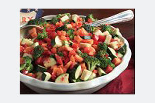 Fresh Vegetable Salad Image 1