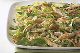 Fresh and Tender Chicken Salad
