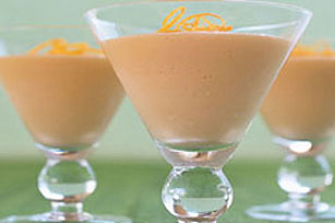 Frosty Orange Cups Image 1