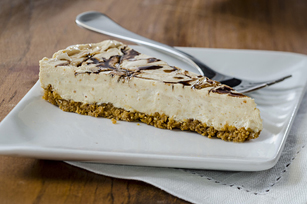 Frozen Peanut Butter Pie Made Over