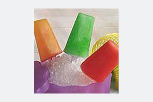 Frozen Gelatin Pops Image 1
