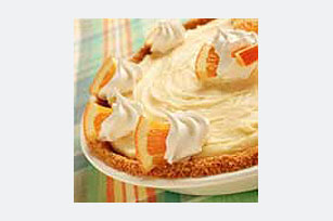 Frozen Orange Cream Pie Image 1