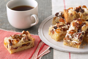 Fruit and Nut Festive Bars Image 1