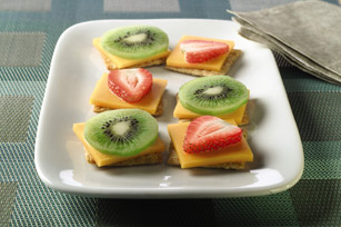 Fruit & Cheese Bites Image 1