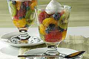 Easy Fruit Medley