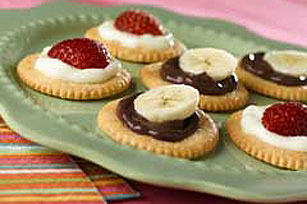 Fruit 'n Pudding Bites Image 1
